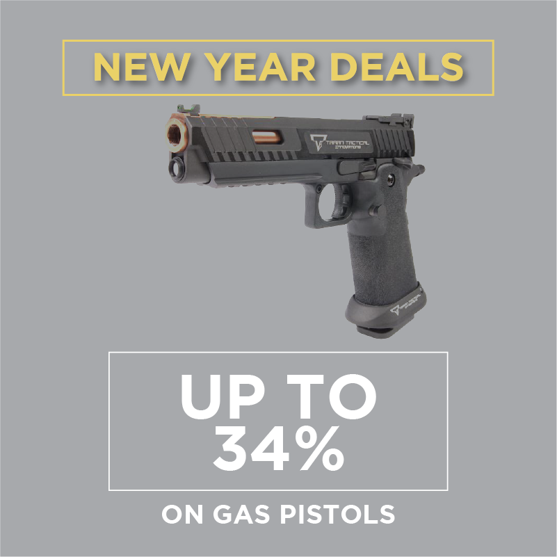 AIRSOFT NEW YEAR SALE