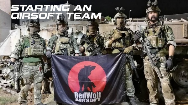 Starting an Airsoft Team: Roles and Requirements