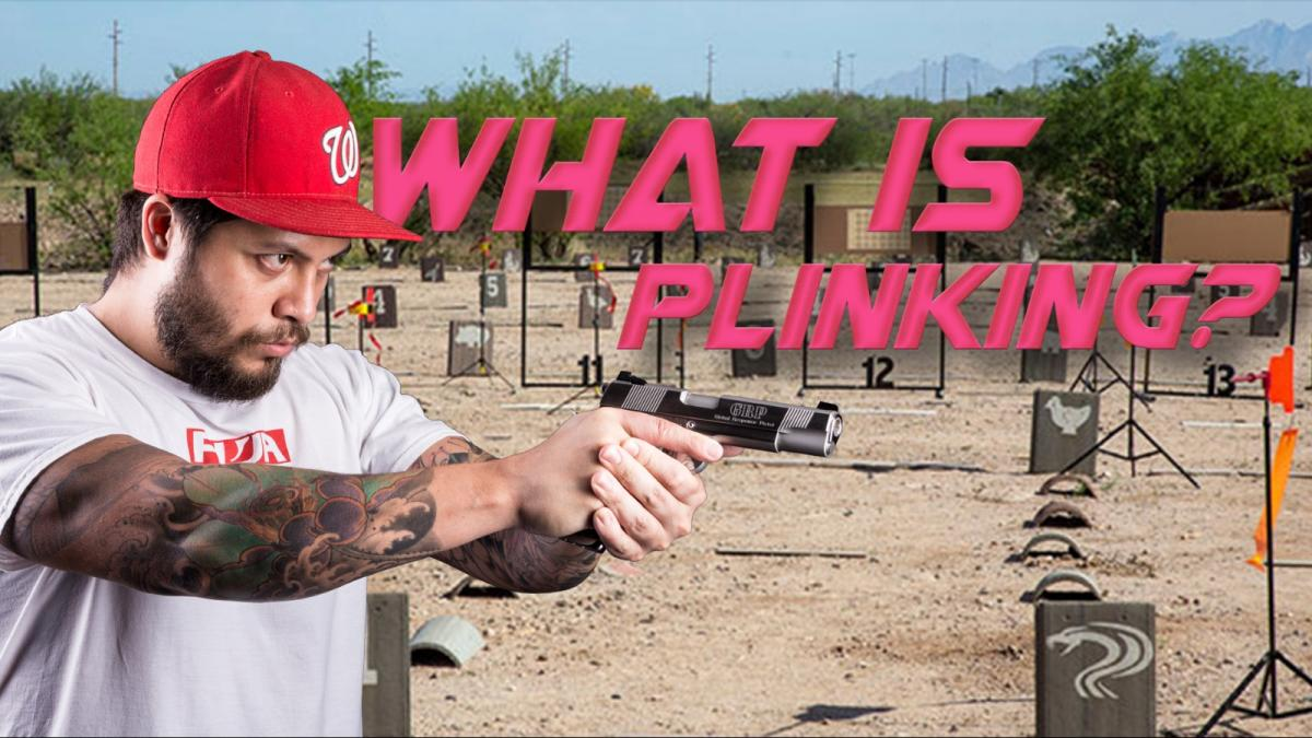 Plink Shooting: What Is It and Why Do It?