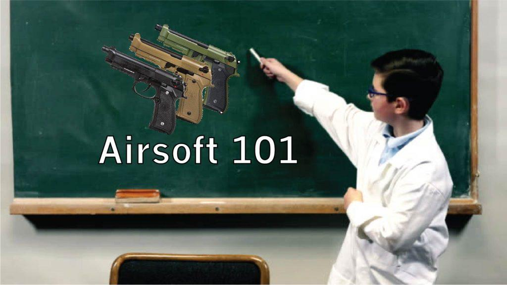 What Is An Airsoft Gun: The Definitive Guide