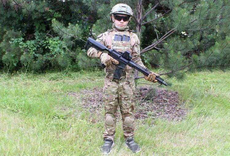 How old do you have to be to play airsoft?