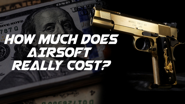 How Much Does Airsoft Really Cost? Beginner's Guide