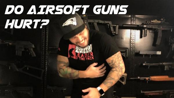 Do Airsoft Guns Hurt? Everything You Need To Know